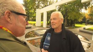 Armin Kratzert im Gespräch mit Bodo Kirchhoff